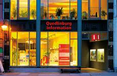 Die Quedlinburg-Information am Markt 4 [(c) Quedlinburg-Tourismus-Marketing GmbH]