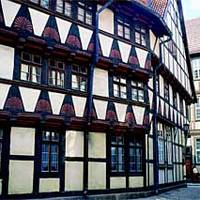 Half-timbered Construction in the 'Hölle'