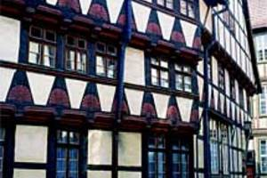 Half-timbered Construction in the